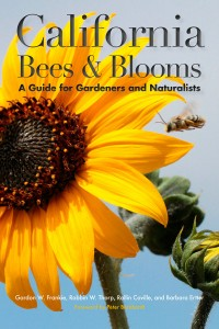 Book cover of California Bees and Blooms