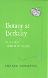 Botany at Berkeley cover
