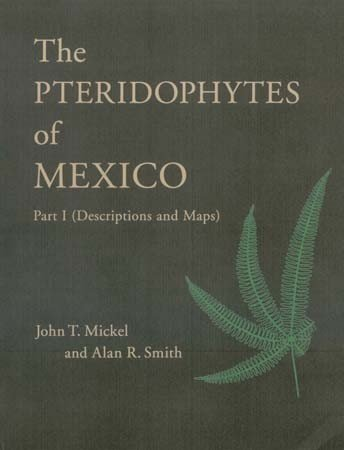 Book cover of Pteridophytes of Mexico