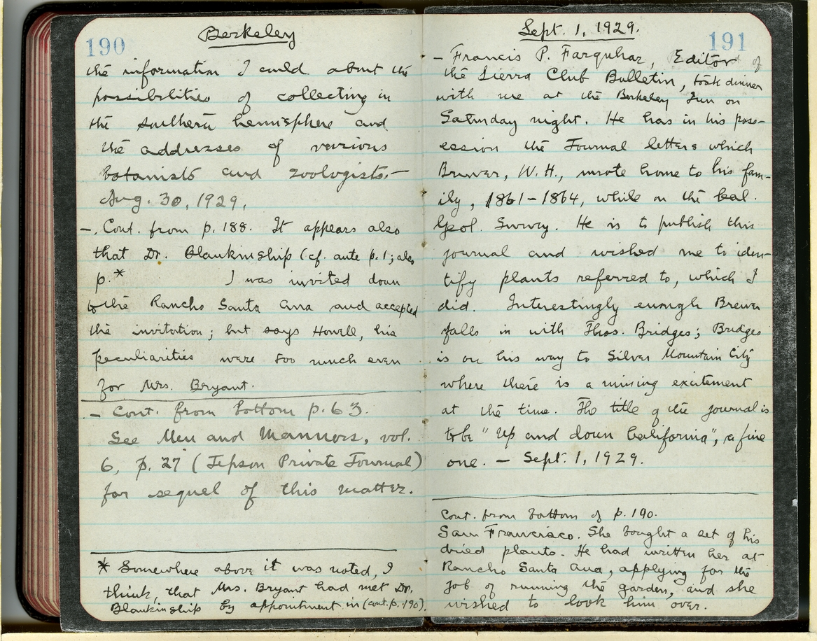 Jepson Field Book 49_190