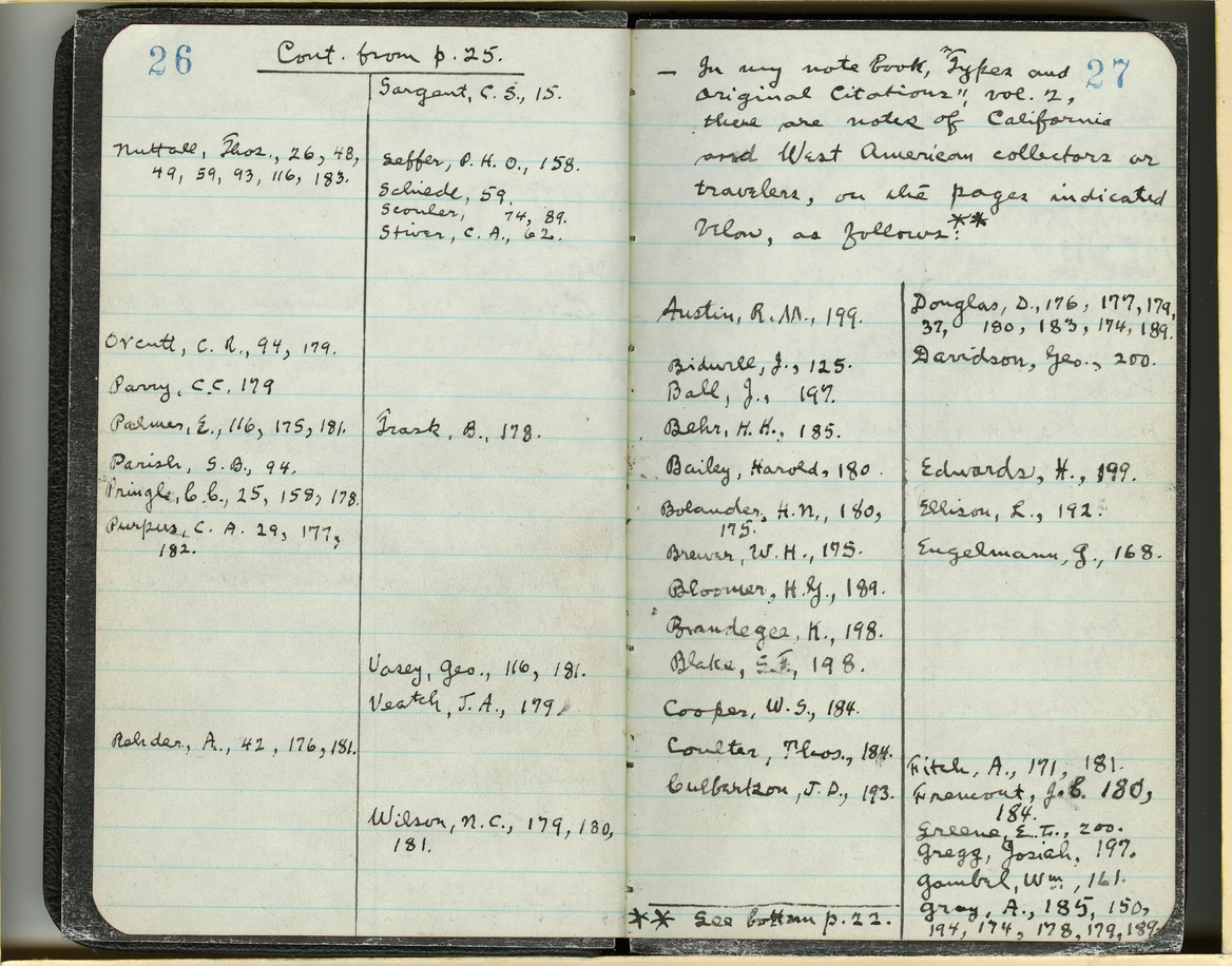 Jepson Field Book 70_26
